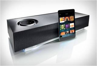 ALTO-FALANTE MU-SO WIRELESS SPEAKER SYSTEM