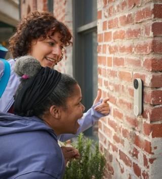 Campainha de Alta Tecnologia - Nest Doorbell - Imagem - 4