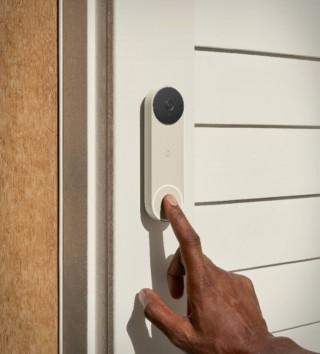 Campainha de Alta Tecnologia - Nest Doorbell - Imagem - 2