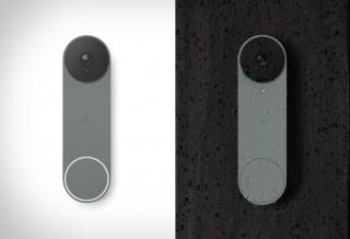 Campainha de Alta Tecnologia - Nest Doorbell