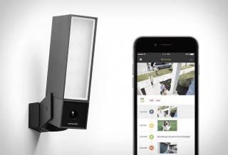 Câmera com Sensor de Presença Netatmo