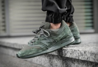 TÊNIS NEW BALANCE 997 SUPER FABRIC