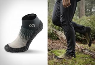 SKINNERS 2.0 - Combina o conforto das meias com a protecção dos sapatos