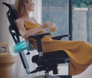 Cadeira de Trabalho Ergonômica - NEWTRAL ERGONOMIC CHAIR - Imagem - 3