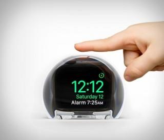 Transforme seu Apple Watch em um despertador de cabeceira - NightWatch - Imagem - 3