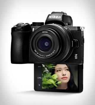 NIKON Z50 - Menor e mais barata câmera mirrorles - Imagem - 2