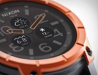Relógio Missão Nixon Smartwatch - Imagem - 2