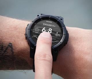 Relógio Missão Nixon Smartwatch - Imagem - 5