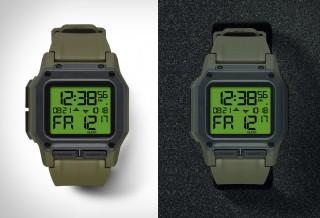Relógio Nixon Regulus Surplus/Carbon