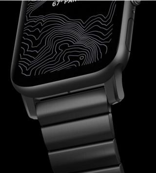 Pulseira de metal para Apple Watch - NOMAD TITANIUM BAND - Imagem - 4