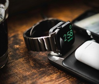 Pulseira de metal para Apple Watch - NOMAD TITANIUM BAND - Imagem - 5