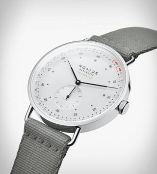 Relógio minimalista, elegante e de alta qualidade - NOMOS METRO NEOMATIK 41 UPDATE - Imagem - 4