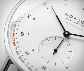 Relógio minimalista, elegante e de alta qualidade - NOMOS METRO NEOMATIK 41 UPDATE - Imagem - 2