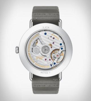 Relógio minimalista, elegante e de alta qualidade - NOMOS METRO NEOMATIK 41 UPDATE - Imagem - 3