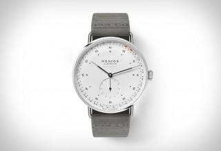 Relógio minimalista, elegante e de alta qualidade - NOMOS METRO NEOMATIK 41 UPDATE