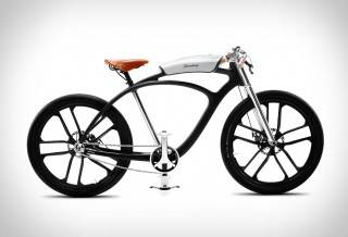 Bicicleta Elétrica Noordung