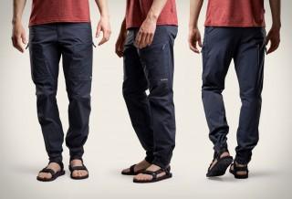 Calça versátil e extremamente leve - NORRA LIND OUTDOOR PANTS
