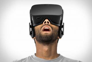 Óculos de Realidade Virtual | Oculus Rift