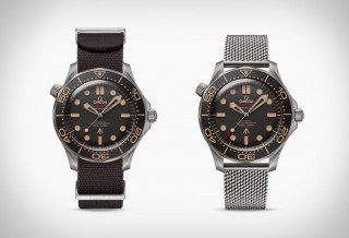 James Bond - OMEGA SEAMASTER DIVER 007 EDITION