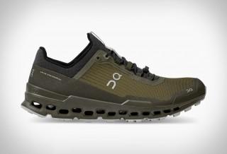 Tênis de Corrida de Alta Tecnologia Projetado para Ultramaratonas - ON CLOUDULTRA OLIVE