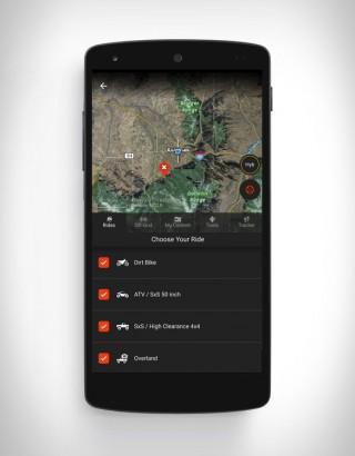 onX Offroad App - Imagem - 4