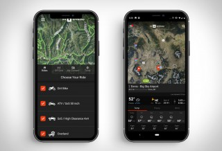 onX Offroad App