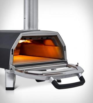 Forno Portátil que faz Pizzas Crocantes em um minuto - OONI KARU 16 PIZZA OVEN - Imagem - 5