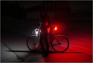 LUZES DE BICICLETA - ORFOS FLARE BIKE LIGHTS