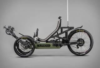 Triciclo Elétrico Aventura | Outrider