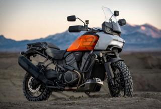 A Harley Davidson lançou sua primeira moto de aventura - PAN AMERICA