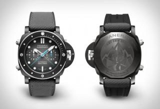 Relógio de Aventura - PANERAI JIMMY CHIN EDITION