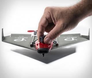 Drone VR Avião de Papel - Imagem - 3
