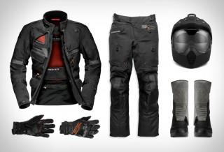 Roupa de motoqueiro - Uma parceria com a Harley-Davidson