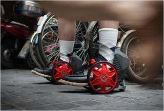 PATINS ELÉTRICOS - ALTERNATIVA DE TRANSPORTE - ROCKETSKATES