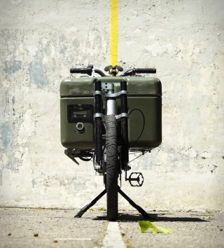 Bicicleta elétrica de carga - Penny Pelican - Imagem - 2