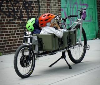 Bicicleta elétrica de carga - Penny Pelican - Imagem - 4