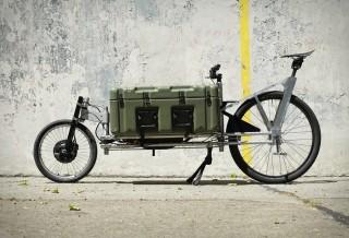 Bicicleta elétrica de carga - Penny Pelican