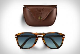 Lendários óculos de sol dobráveis de Steve McQueen