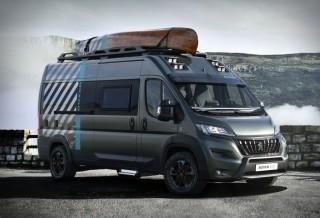 VAN Peugeot - Boxer 4x4 Camper Van