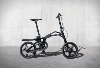 Bicicleta Elétrica Dobrável Peugeot ef01