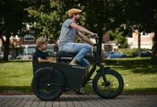 Sidecar para E-bike - PHATFOUR