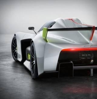 Supercarro H2 Velocidade   Pininfarina - Imagem - 3
