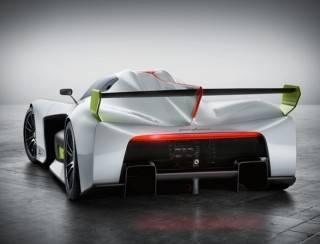 Supercarro H2 Velocidade   Pininfarina - Imagem - 4