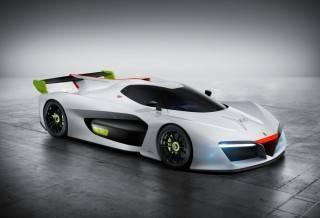 Supercarro H2 Velocidade | Pininfarina
