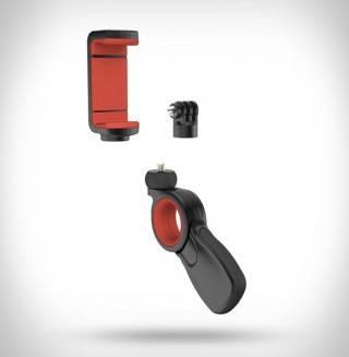 Suporte para Smartphone Pivot Grip   Olloclip - Imagem - 4