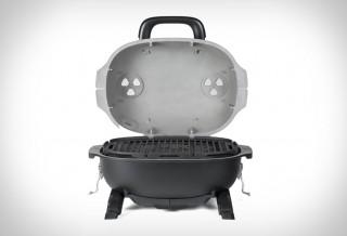 Churrasqueira portátil - PKGo Camp Grilling System