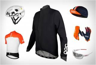 EQUIPAMENTOS PARA CICLISMO - POC ROADBIKE COLLECTION