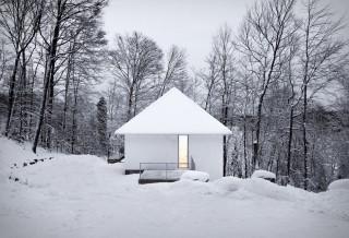Cabana Branca Aconchegante - POISSON BLANC CABIN