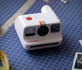 Menor câmera analógica instantânea do mundo - POLAROID GO - Imagem - 3