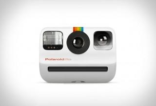 Menor câmera analógica instantânea do mundo - POLAROID GO